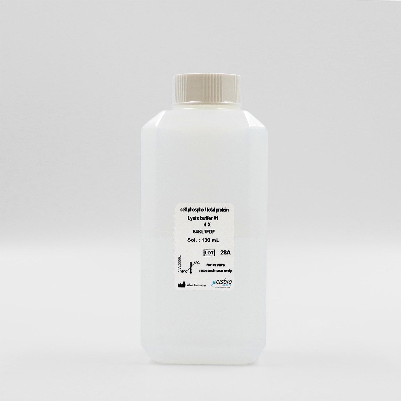Phospho / total protein lysis buffer #1 vial
