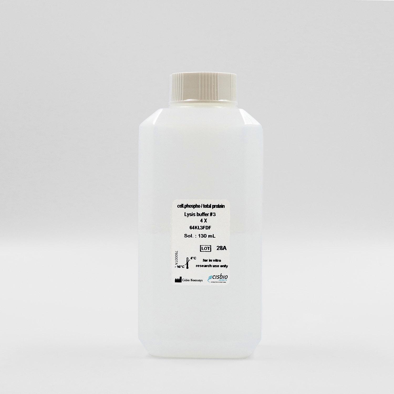 Phospho / total protein lysis buffer #3 vial